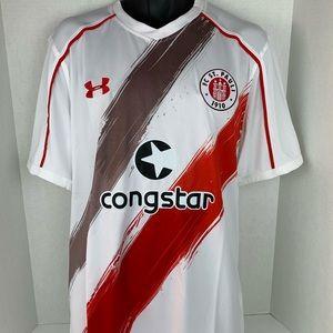 FC St. Pauli Under Armour Soccer Jersey